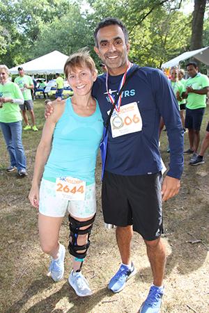 Susan Grimm, Paul Sethi, MD