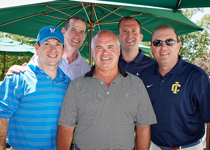 Tim Greene, MD, Frank Ennis, MD, Jim Cunningham, MD, Ben Schubert, Mike D'Andrea