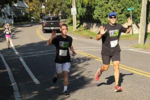 Ethan Gilden and Brad Gilden, DPT