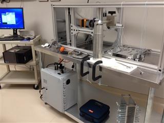 Fluoroscopy X-Ray Machine