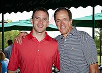 Chris Sahler, MD and Dan Hicks