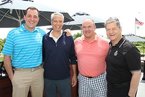 Adam Ercoli – ONSF Board Member, Rick Muskus, Jon Angel, Scott Gerard