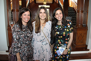 Jill Weiner, Amy Sethi, Auction Committee Chair and Lauren Mazzullo