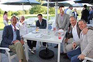 Jeff Mendell – ONSF Board Member, Michael Brown, Josh Lowey, Rich Granoff – ONSF Board Mbr, Paul Pariser, David Falk