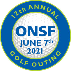 annual golf outing logo